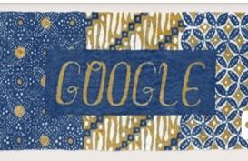 Google Doodle Rayakan Hari Batik Nasional