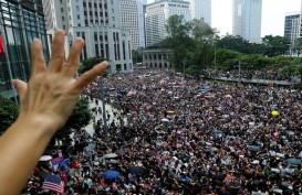 Inggris Kecam Penembakan Demonstran, Begini Pembelaan Polisi Hong Kong