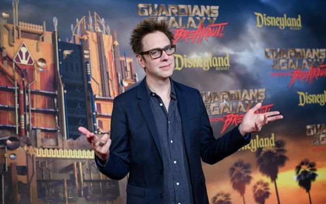 Sutradara film James Gunn - Hollywood Reporter