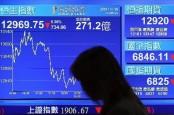 Saham di Asia terseret Pelemahan Ekonomi AS