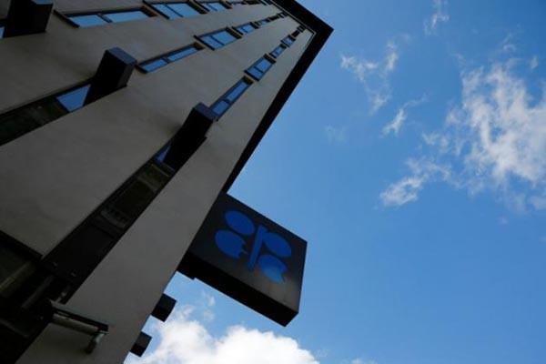 Markas OPEC di Wina, Austria. - Reuters/Leonhard Foeger