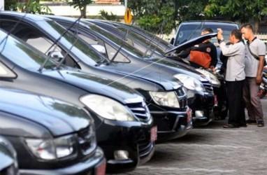 Kota Tangerang Data Aset Bergerak Pemda