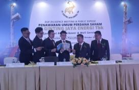 Ginting Jaya Energi Tawarkan Saham IPO Rp375-Rp400