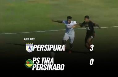Persipura Hajar Tira Persikabo 3-0, Melejit ke Posisi 4. Ini Videonya