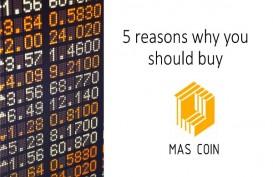 Lima Hal yang Ditawarkan token Utilitas Mas Coin