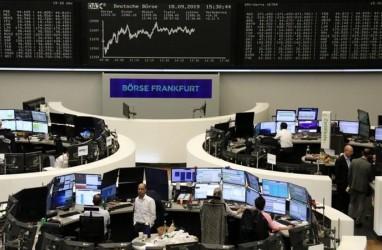 Ekonomi Suram, Pasar Saham Global Tertekan