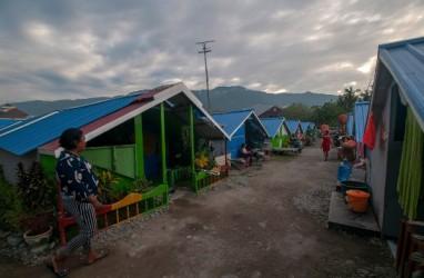 BNPB Rangkul TNI dan Polri Bangun Hunian Korban Gempa di Sulawesi Tengah