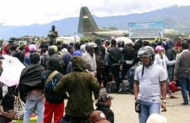 Dua Pesawat Disiapkan Evakuasi Warga Asal Sumbar di Wamena