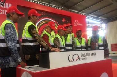 Coca Cola Amatil Bangun Pabrik US$24 juta di Pasuruan