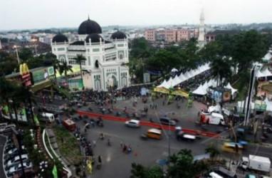 Kredit di Sumatra Utara Pada Tren Melambat