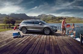 VW Siap Goyang Pasar SUV Lewat Tiguan Allspace