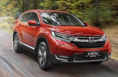 Pasar SUV Ramai, Honda Percaya Diri dengan CR-V