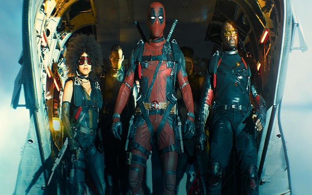 Deadpool 2 - Fox Movie