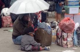 Sudah Lebih dari 8.000 Orang Mengungsi dari Wamena
