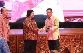 Palembang Sabet Penghargaan Kampung Iklim