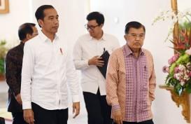Gelar Sidang Kabinet Terakhir, Jokowi Berterima Kasih kepada Para Menteri