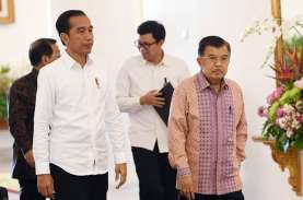 Gelar Sidang Kabinet Terakhir, Jokowi Berterima Kasih…