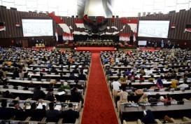 Perebutan Kursi Ketua MPR : Golkar dan Gerindra Adu Kuat Lobi