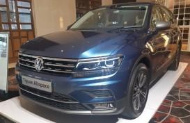 GMM Targetkan Jual 800 Unit VW Tiguan Allspace Hingga Akhir 2019