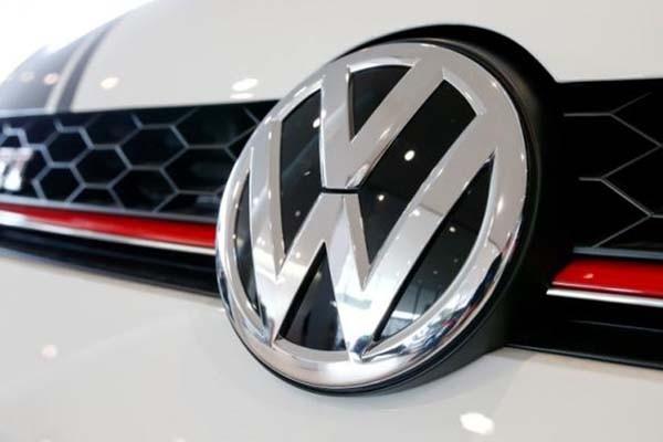 Logo VW - Reuters/Arnd Wiegmann