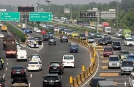 Ada Pemasangan Gelagar, Lalu Lintas Tol Bandara Soekarno-Hatta Dialihkan