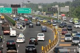 Ada Pemasangan Gelagar, Lalu Lintas Tol Bandara Soekarno-Hatta…