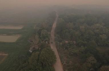 Warganya Tak Lagi Bakar Hutan, Desa Dataran Kempas di Jambi Diganjar Penghargaan