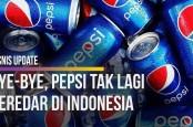 Bye-bye, Pepsi Tak Lagi Beredar di Indonesia