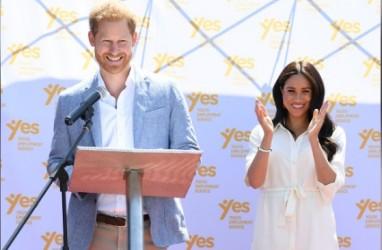 Kangen Mendiang Ibunya, Pangeran Harry Kunjungan Afrika Bersama Meghan Markle