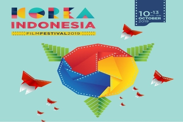 Poster Korea Indonesia Film Festival 2019 / Instagram cgv.id