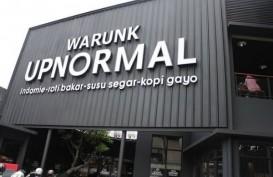 Warunk Upnormal Viralkan 3 Menu Baru di Bandung