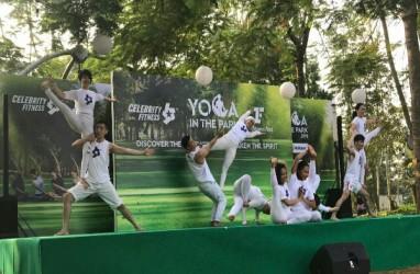 Menikmati Yoga di Hari Tua