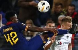 Hasil Liga Europa, Roma Bawa Pulang 1 Poin dari Austria