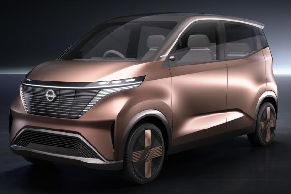Nissan IMk - Nissan Motor