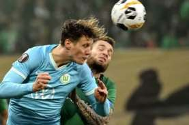 Hasil Liga Europa, Wolfsburg & Gent Pimpin Grup I