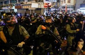 Demo Hong Kong: Pakai Masker Bakal Dilarang, Dendanya Rp45 Juta