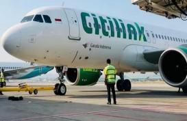 128 Penerbangan Citilink di Halim Perdanakusuma Dialihkan ke Soekarno-Hatta