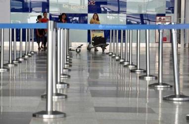 Frekuensi Penerbangan di Kualanamu Turun 20 Persen
