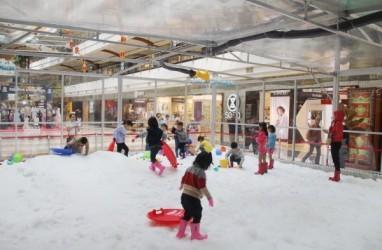 Proyek Pondok Indah Mall 3 Topping Off November