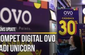 OVO Menjelma Jadi Unicorn Kelima di Indonesia