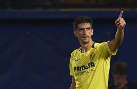 Gerard Moreno Top Skor La Liga 6 Gol