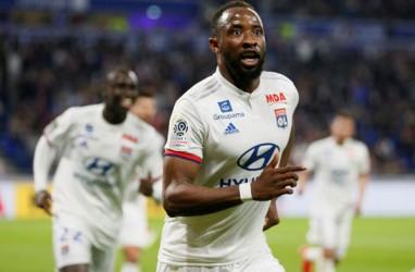 Top Skor Liga Prancis, Moussa Dembele Paling Produktif