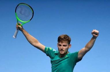 Goffin Tantang Djokovic di Semifinal Tenis Jepang Terbuka