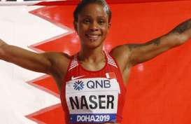 Pelari Bahrain Salwa Eid Naser Juara Dunia 400 Meter