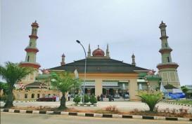 PUPR Mulai Penataan Masjid Syekh Nawawi Al Bantani Tanara