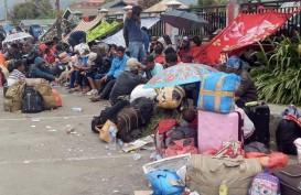 Kerusuhan Wamena Paling Banyak Dibicarakan Warganet