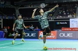 Indonesia Masters : Wakil Putra Indonesia Terhenti di Semifinal