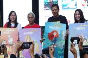 Bank Mandiri Rilis Kartu E-Money Edisi Disney's Princess