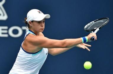 Hasil Tenis China, Barty ke Final Setelah Tundukkan Bertens
