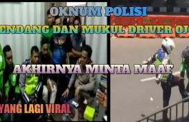 Aipda R Dimutasi, Tendang Pengojek Online saat Amankan Konvoi Jokowi